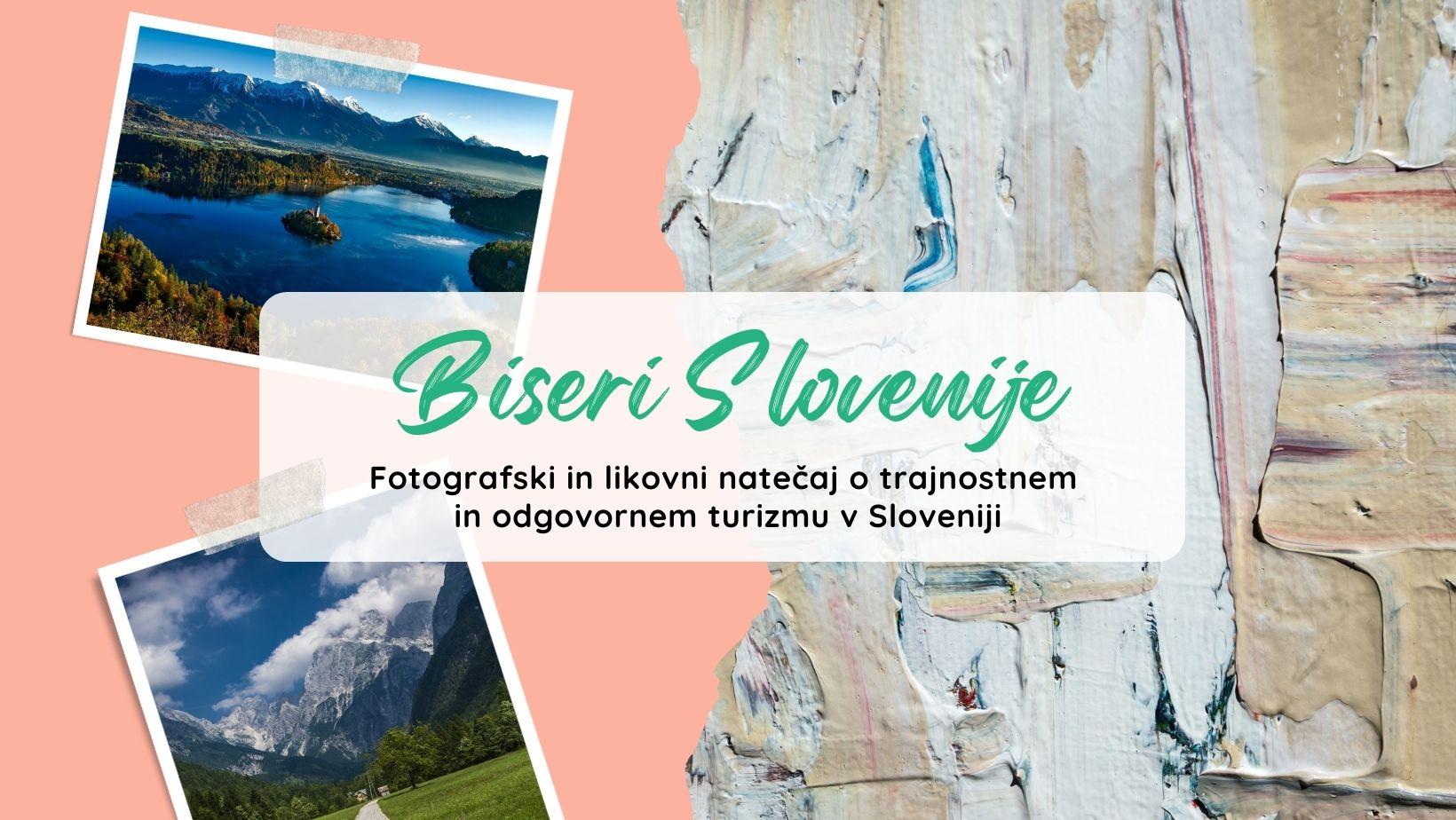 Natecaj Biseri Slovenije